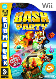 Boxart van Boom Blox Smash Party (Wii), EA Games