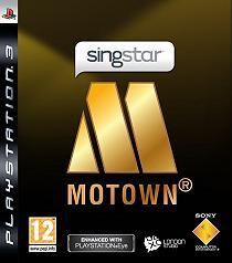 Boxart van SingStar Motown (PS3), Sony Entertainment