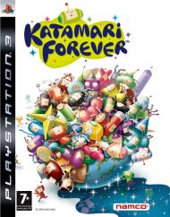 Boxart van Katamari Forever (PS3), Namco Bandai