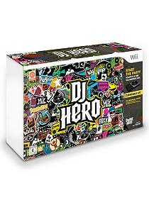Boxart van DJ Hero (incl. Turntable) (Wii), FreeStyleGames