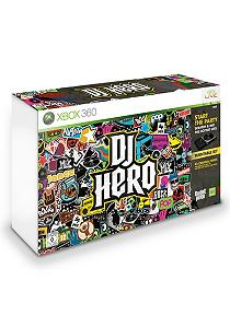 Boxart van DJ Hero (incl. Turntable) (Xbox360), FreeStyleGames