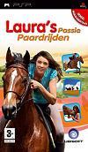 Boxart van Laura's Passie: Paardrijden (PSP), Ubisoft