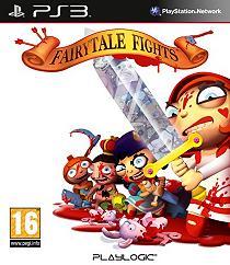 Boxart van Fairytale Fights (PS3), Playlogic