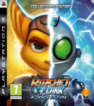 Boxart van Ratchet & Clank: A Crack in Time Collector's Edition (PS3), Insomniac Games