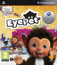 Boxart van EyePet en Camera en Magic Card (PS3), Sony
