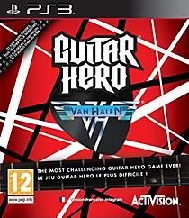 Boxart van Guitar Hero: Van Halen (PS3), Activision