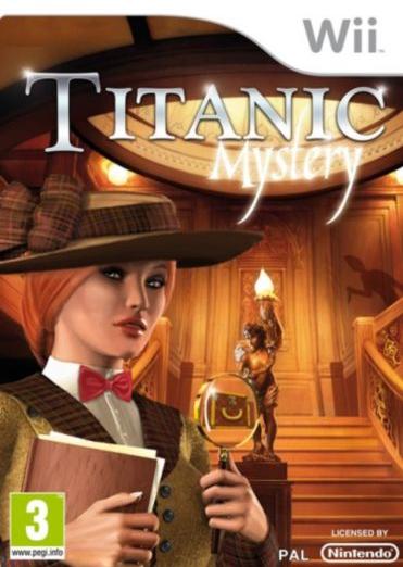 Boxart van Titanic Mystery (Wii), JoinDots