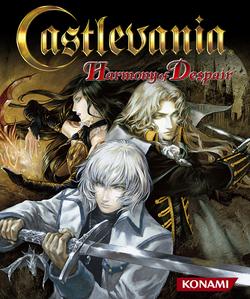 Boxart van Castlevania: Harmony of Despair (Xbox360), Konami