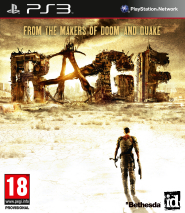 Boxart van Rage (PS3), id Software