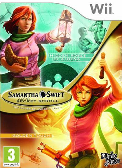 Boxart van Samantha Swift (Wii), MumboJumbo