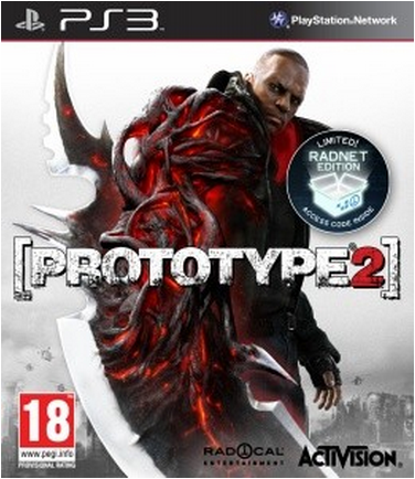 Boxart van Prototype 2 Radnet Edition (PS3), Radical Entertainment