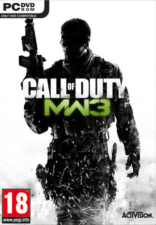 Boxart van Call of Duty: Modern Warfare 3 (PC), Infinity Ward