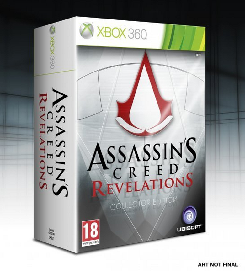 Assassin's Creed: Revelations Collectors Edition (Xbox360), Ubisoft
