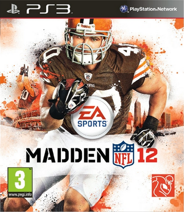 Boxart van Madden NFL 12 (PS3), EA Sports