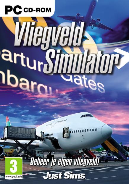 Boxart van Vliegveld Simulator (PC), MSL