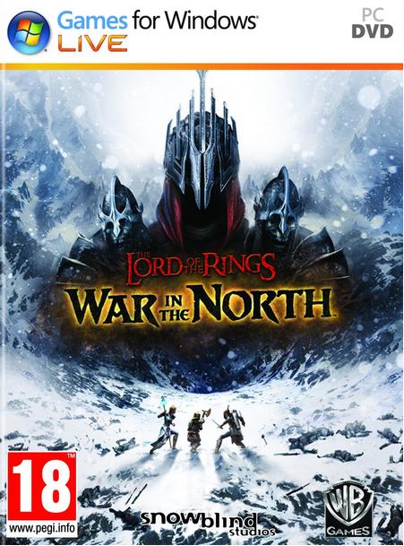 Boxart van Lord of the Rings: War in the North (PC), Snowblind Studios