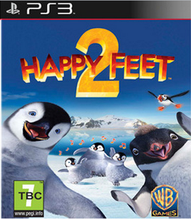 Boxart van Happy Feet 2 (PS3), KMM Games