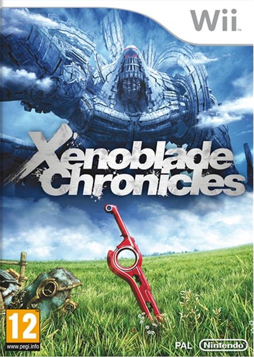 Boxart van Xenoblade Chronicles (Wii), Nintendo