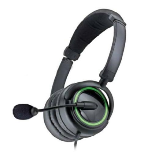 Boxart van Bigben XHS01 Stereo Gaming Headset (Xbox 360) (Xbox360), Bigben