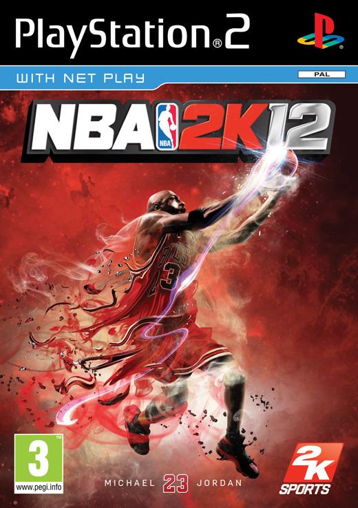 Boxart van NBA 2K12 (PS2), Visual Concepts
