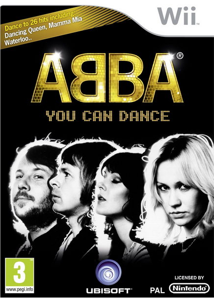 Boxart van ABBA: You Can Dance (Wii), Ubisoft