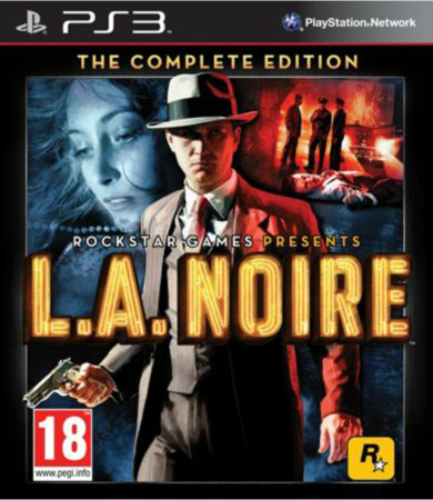 Boxart van L.A. Noire The Complete Edition (PS3), Team Bondi