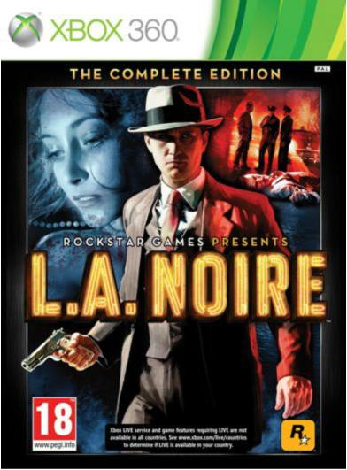 Boxart van L.A. Noire The Complete Edition (Xbox360), Team Bondi