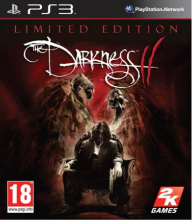 Boxart van The Darkness II Limited Edition (PS3), Digital Extremes