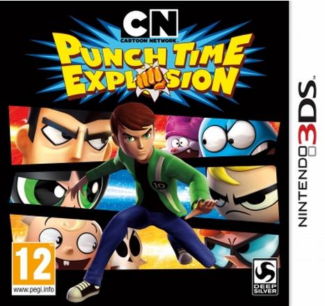 Boxart van Cartoon Network: Punch Time Explosion (3DS), OG International