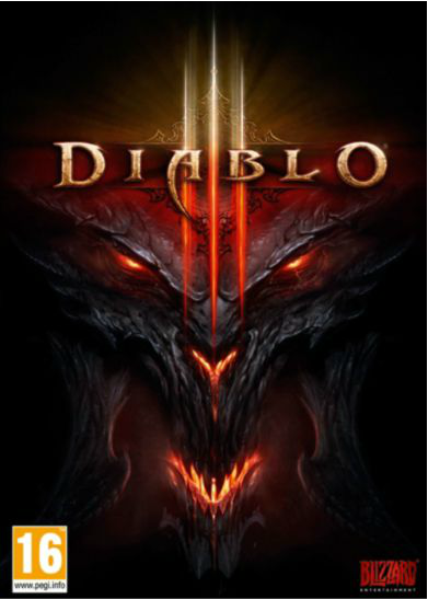 Boxart van Diablo III (PC), Blizzard Entertainment