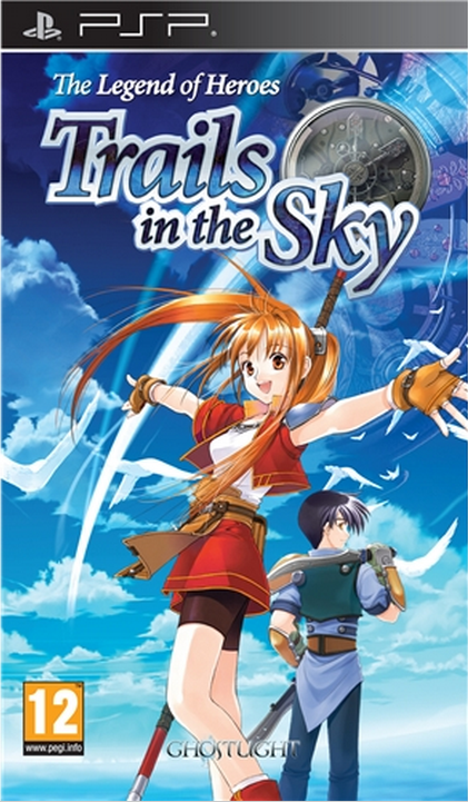Boxart van The Legend of Heroes: Trails in the Sky Collectors Edition (PSP), Nihon Falcom