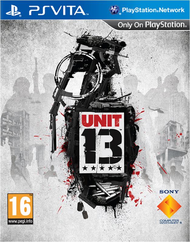 Boxart van Unit 13 (PSVita), Zipper Interactive