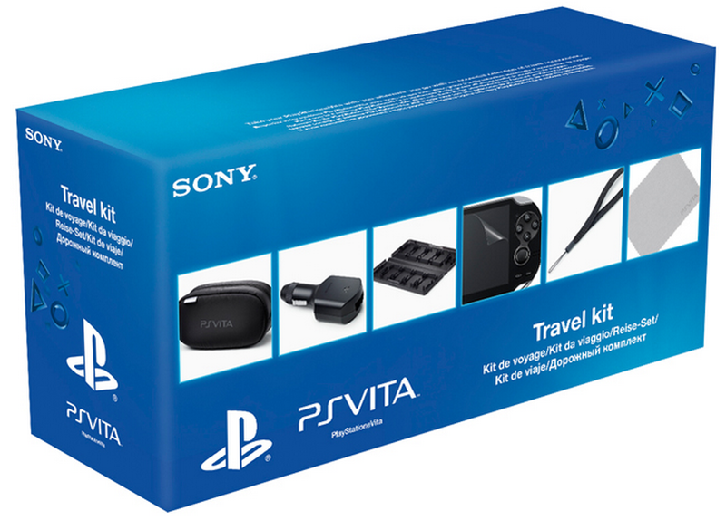 Boxart van Sony PlayStation Vita Travel Kit (PSVita), Sony Computer Entertainment