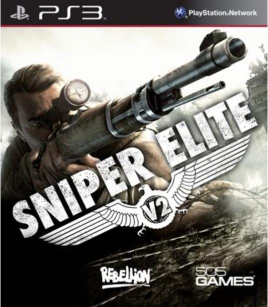 Boxart van Sniper Elite V2 (PS3), Rebellion Software