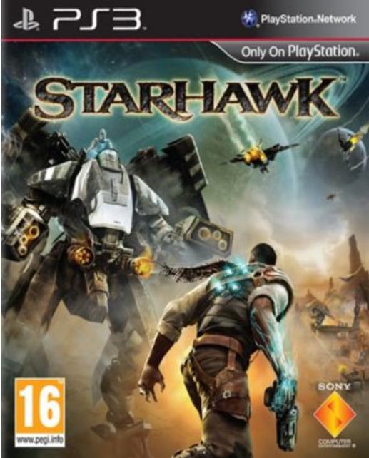Boxart van Starhawk (PS3), LightBox Interactive
