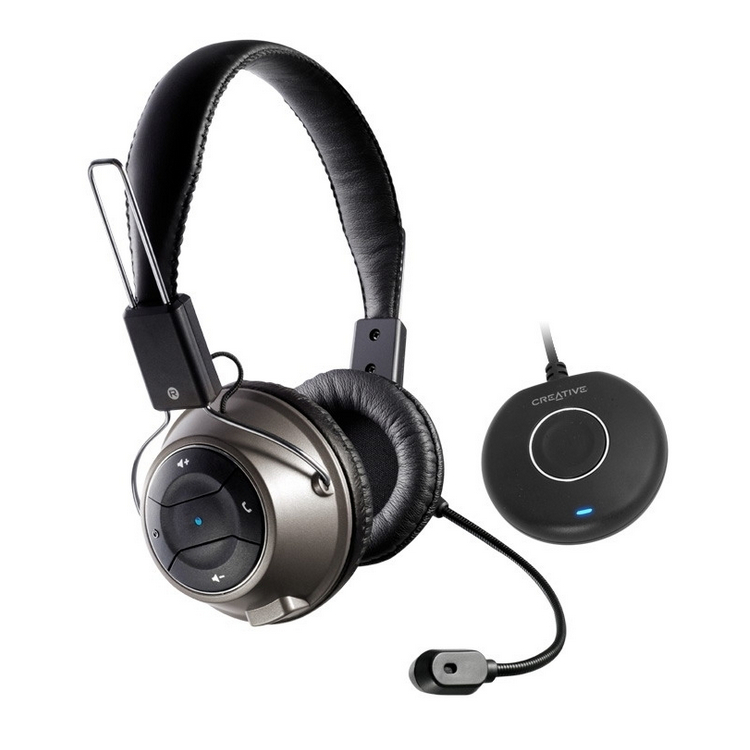 Boxart van Creative HS-1200 Wireless Stereo Gaming Headset (PC), Creative Labs