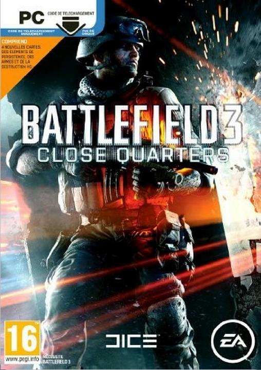Boxart van Battlefield 3: Close Quarters Uitbreiding (PC), EA DICE