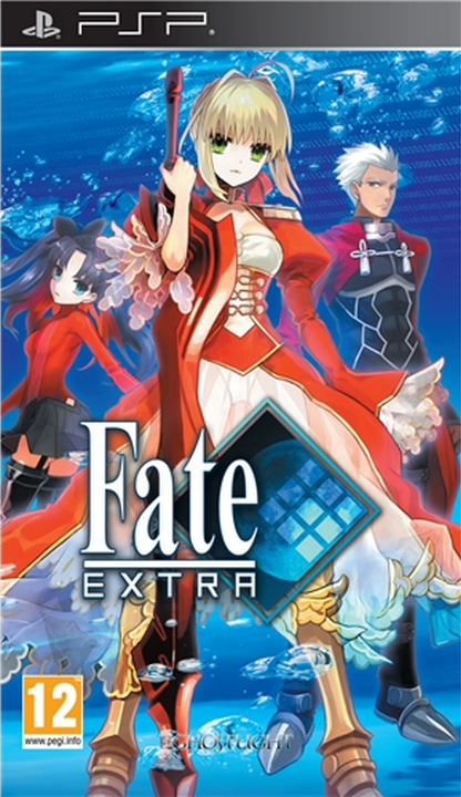 Boxart van FATE EXTRA Collectors Edition (PSP), Ghostlight