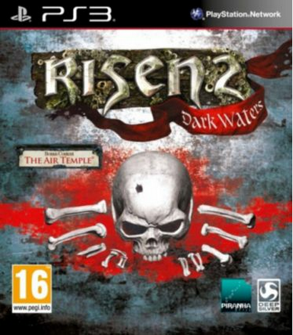 Boxart van Risen 2: Dark Waters + Air Temple DLC (PS3), Piranha Games