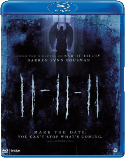 Boxart van 11-11-11 (Blu-ray), Darren Lynn Bousman