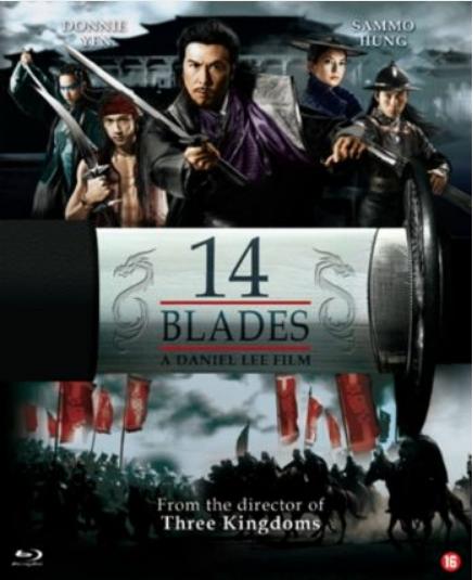 Boxart van 14 Blades (Blu-ray), Daniel Lee