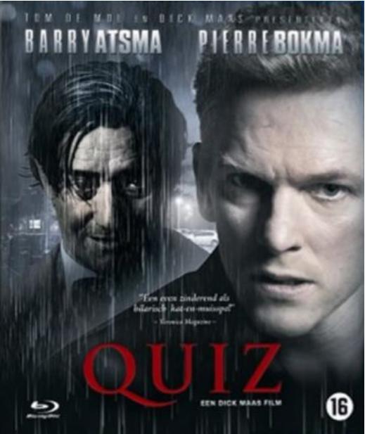 Boxart van Quiz (Blu-ray), Dick Maas