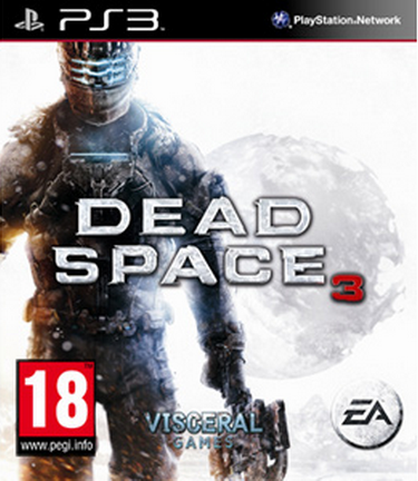 Boxart van Dead Space 3 (PS3), Visceral Games