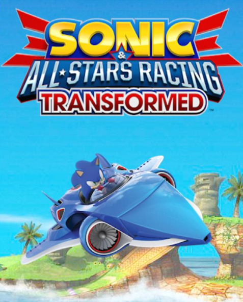 Boxart van Sonic & All-Stars Racing Transformed (PC), SEGA