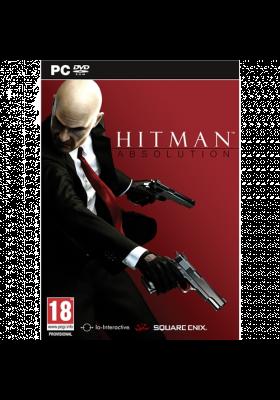 Boxart van Hitman Absolution (UK) (PC), IO Interactive