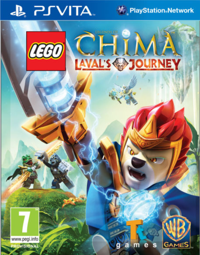 LEGO: Legends of Chima - Lavals Journey