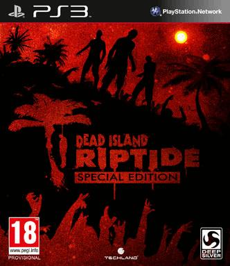 Boxart van Dead Island: Riptide Special Edition (PS3), Techland