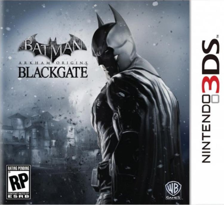 Boxart van Batman: Arkham Origins - Blackgate (3DS), Warner Bros Montreal