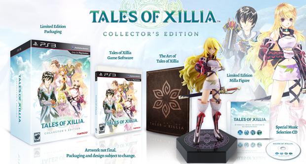 Boxart van Tales of Xillia Mila Maxwell Collectors Edition (PS3), Namco Bandai