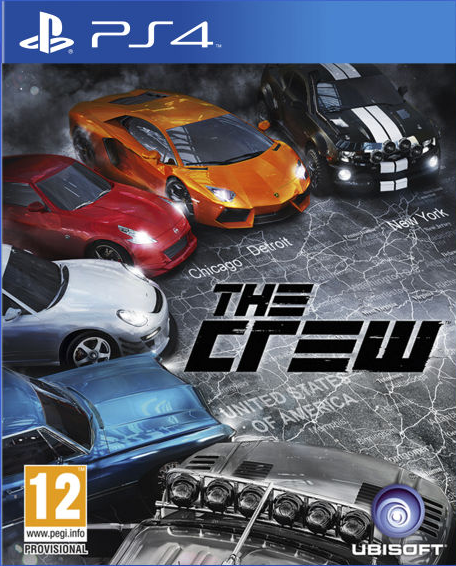 Boxart van The Crew (PS4), Ivory Tower